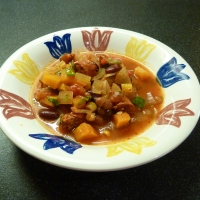 RECIPE: Chorizo and Bean Supper Soup (293/366)
