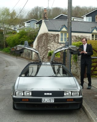 The DeLorean