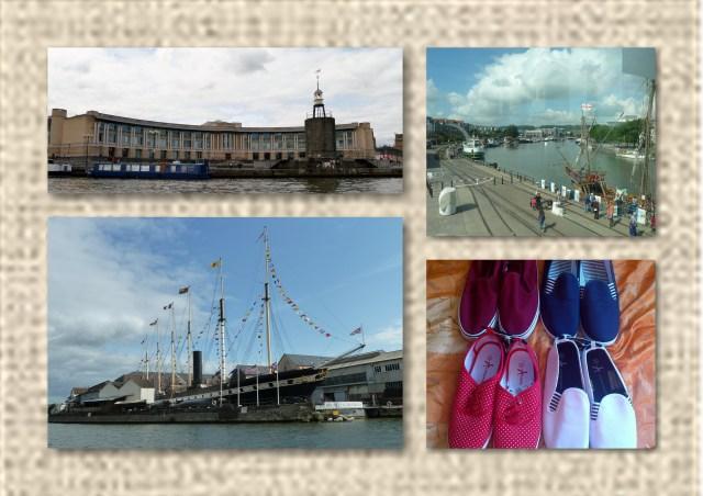 bristol harbourside, ss great britain