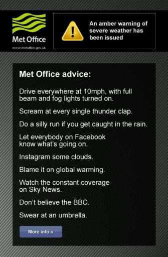 storm advice