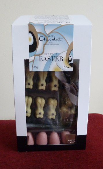 Easter Pick Me Up , hotel chocolat