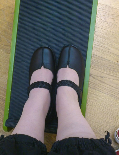 soosie wales, hotter shoes,