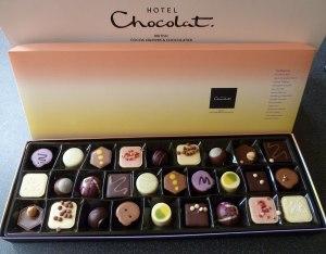soosie wales, hotel chocolat, summer sleekster