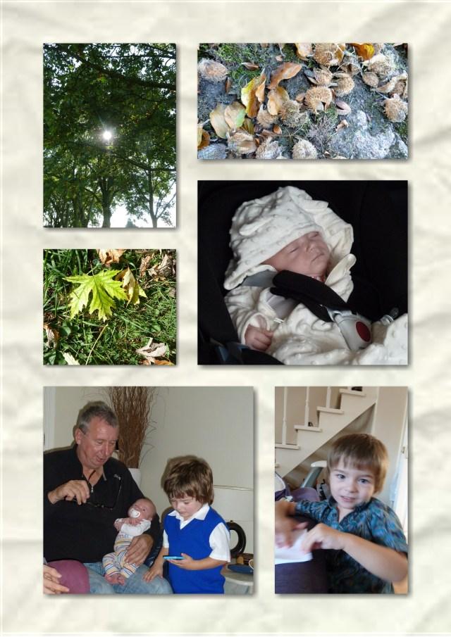 soosie wales, autumn, grandchildren