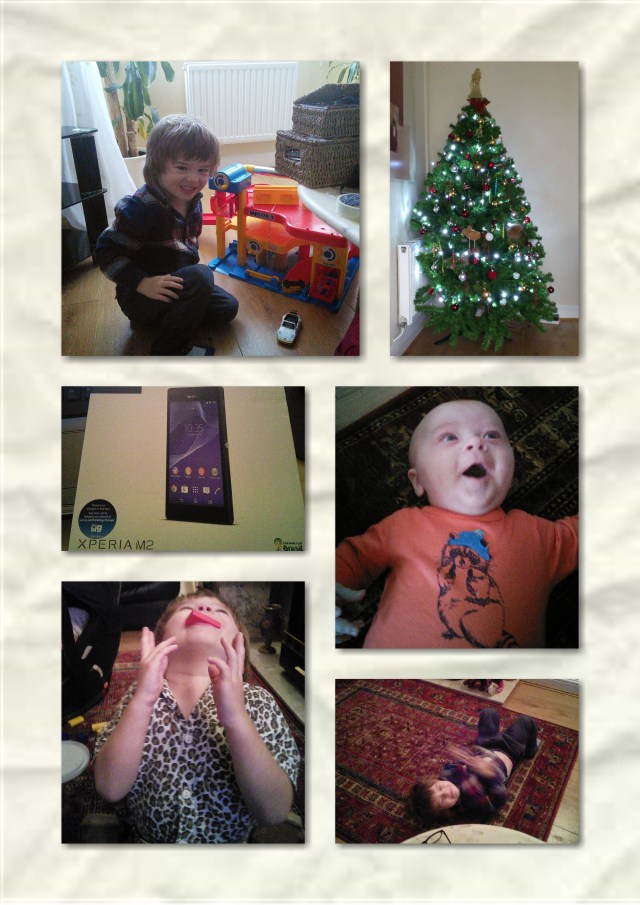 soosie wales, christmas grandchildren